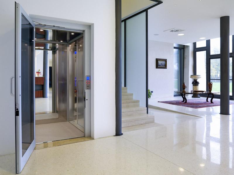 Hišno dvigalo