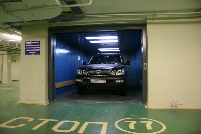 Avtomobilska dvigala